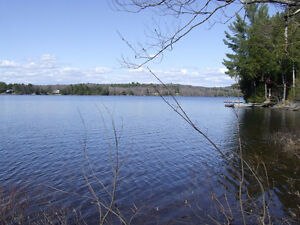 Waterfront Lot, Star Lake Parry Sound Area