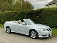 2010 Saab 9-3 2.0 LINEAR SE 2d 150 BHP Convertible Petrol Manual