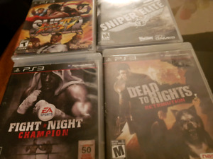 Ps3 games 20 dollars each or 2 for 35