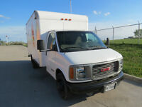 2001 GMC C/K 3500 CUBE VAN E-TESTED & FULLY CERTIFIED