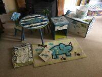 Kids bedroom furniture...dinosaurs