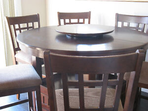 Kitchen Table With 6 Chairs Strathcona County Edmonton Area image 1