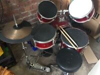 Junior drum kit for sale