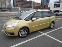 2008 Citroen Grand C4 Picasso 2.0 HDi 16v Exclusive EGS 5dr