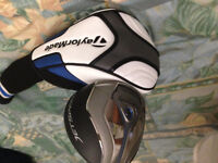 Golf club/baton - Taylormade JetSpeed driver+wood Right/droitier