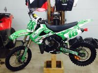 2009 KX 85 Monster Edition