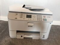 EPSON WORKFORCE PRO WP-4525 Printer wifi and network