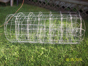 About 30 Feet of Page Wire Fencing on Roll