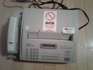 Fax Brother Intellifax 600
