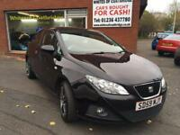 SEAT IBIZA1.4 16v 85 SPORT COUPE 2010MY SPORT PETROL FINANCE AVAILABLE JUST ASK