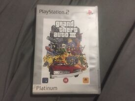 Grand Theft Auto III (Sony PlayStation 2)