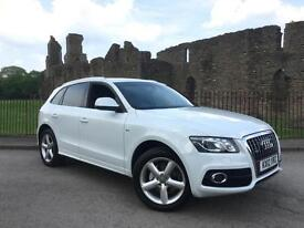 2012 Audi Q5 2.0TDI 170BHP S Line Quattro S -Tronic **Full History**
