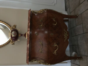 Moving sale commode Louis xv