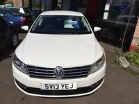 VW CC GT BLUEMOTION TDI NOW ONLY £8995