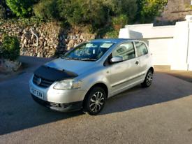 Volkswagen Fox 1.2 petrol