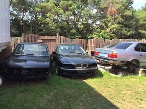 Selling used parts for older BMW cars from 1972 to 2001 St. John's Newfoundland image 6