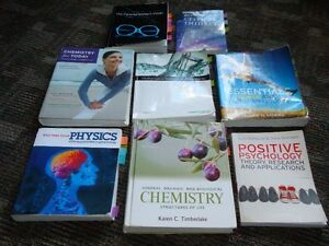 pre health textbooks, Cambrian College