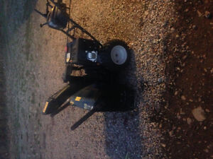 Snowblower in excellent condition St. John's Newfoundland image 3