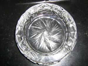 Crystal Ashtray West Island Greater Montréal image 1