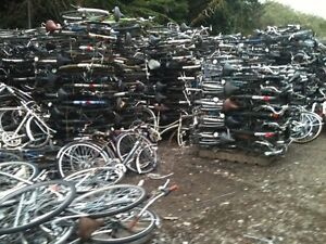 WANTED USED JUNK BICYCLES
