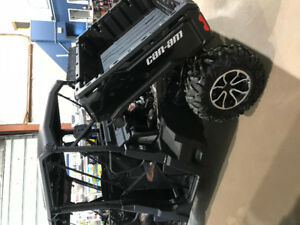 Can-am Defender Max HD10 Lone Star