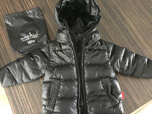 One Kid Road Coat (Down) excellent condition!!