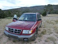 1998 Subaru Forester Other