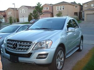 2011 Mercedes-Benz M-Class ML 350 BlueTEC SUV, Crossover
