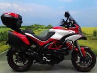 Ducati 1200 S Multistrada Pikes Peak 2014