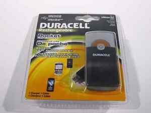 Duracell pocket boost charger BNIB