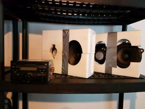 Speaker et head unit