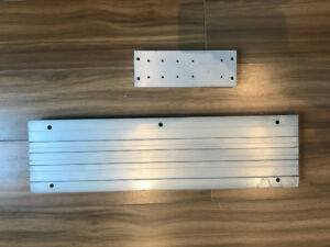 """Ergotron 18.5"""" Wall Track for wall mount monitor arms"""