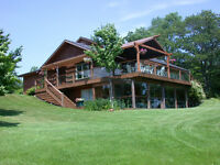 Big Rideau Waterfront Property With Level Access