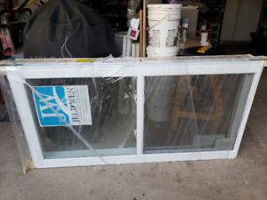 2 Brand New Jeld Wen Windows - Over $800 Value - CHEAP!