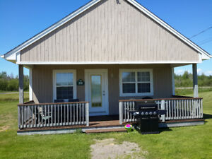 cottage rental L'Aboiteau Parc,N.B.,seaside cottage rental .N.B
