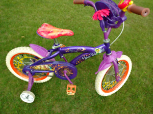 Girls Bike $60 Straight.