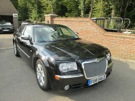 2009 CHRYSLER 300C 3.0CRD V6 AUTO + JUST 48,000 MILES