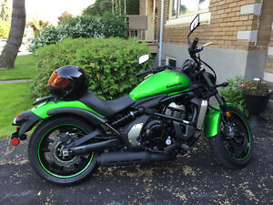 2015 Kawasaki VULCAN® S ABS for sale-ONLY 1826KM Pte-Claire