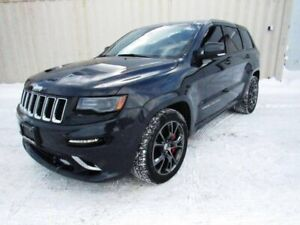 2016 Jeep Grand Cherokee SRT 4dr 4WD Sport Utility