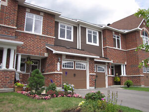 Minto Executive Townhome for rent