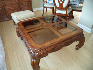 HIGH END COFFEE TABLE