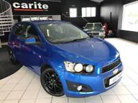 Chevrolet Aveo Ltz Hatchback 1.4 Manual Petrol