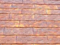 Antique Tin Roofing Tiles/Panels