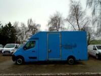 2010 (60) VAUXHALL MOVANO 2.3 CDTI H1 Platform Cab LOW LOADER