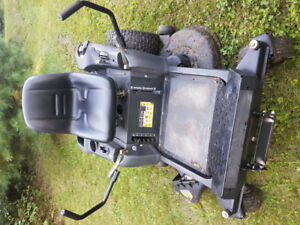 zero turn lawn mower mtd make