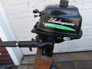 Outboard Motor For Sale.