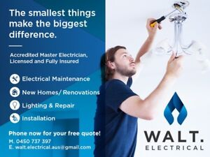 Electrician - Local Electrician Walt. Electrical