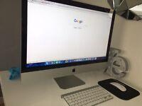 iMac 27 inch (mid 2011 ) i5 , 32 gb ram , 1 tb