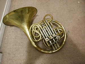 Early 1900s Alexander French Horn