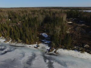 Lake Front Property in Sioux Lookout